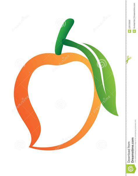 siege mango mango stock vector image of green drawing illustration