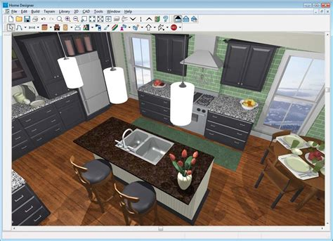 home design software    kitchen