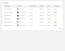 home   bootstrap snippets