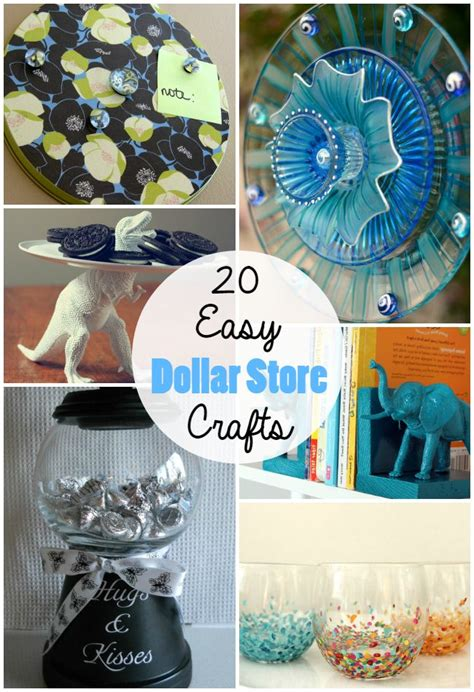 cheap simple dollar store crafts dollar store