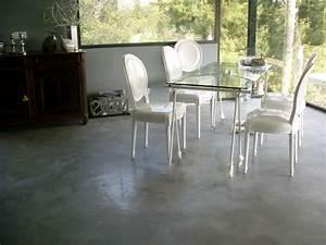 Vernis Sol Beton : vernis incolore de protection pour b ton cir aspect mat ~ Premium-room.com Idées de Décoration