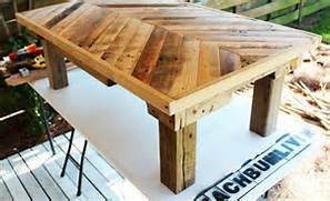 Make Outdoor Wood Table by Homemade Wooden Outdoor Table Landscaping Gardening Ideas