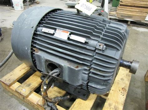 Buy Electric Motor by Used 150 Hp Reliance Electric Motor Dutymaster For Sale
