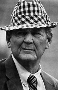 Bear Bryant - legend.   Sports Legends and Hall of Famers ...