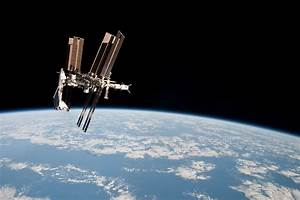 The International Space Station and the Docked Space ...