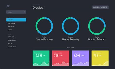 bootstrap 4 themes templates everything you need to know designmodo