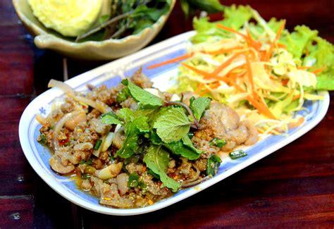 cuisine laos the best food in vientiane laos