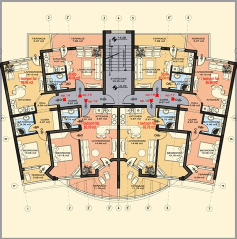 in apartment floor plans two bedroom apartment layout plans apartment design ideas