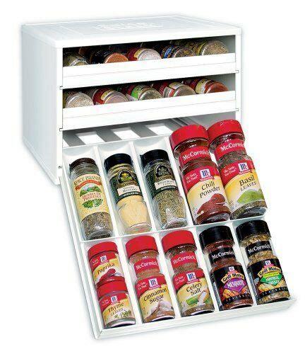 Spice Bottle Rack by New Kitchen Storage Stack Organizer Spice Bottle Rack