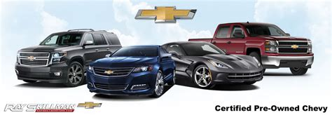 Certified Preowned Chevrolet Indianapolis In