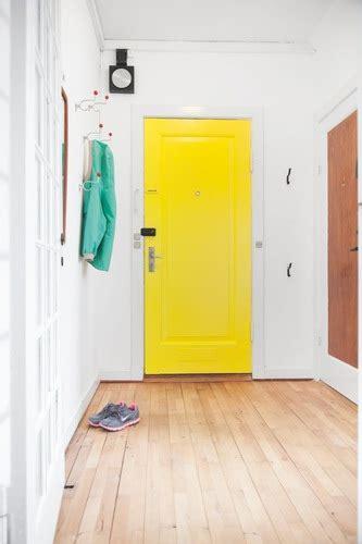 peinture portes interieures  couleurs tendances