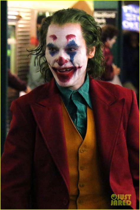 Joker  Nouvelles Photos Et Vidéo De Tournage Avec Joaquin