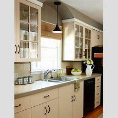 Budget Kitchen Remodeling Kitchens Under $2,000 Galley