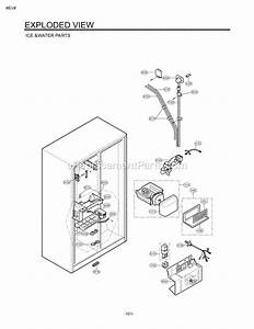Lg Lsc26905tt Parts List And Diagram   Ereplacementparts Com