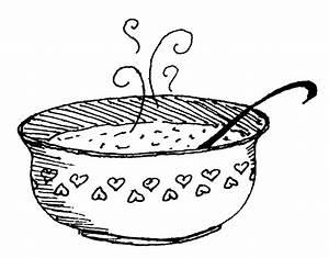 Bowl Of Soup Drawing at GetDrawings.com | Free for ...