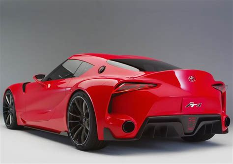 Toyota Concept Cars by Toyota Ft 1 Concept Car Wallpapers 2014 Xcitefun Net