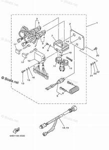 Yamaha Outboard Parts By Hp 250hp Oem Parts Diagram For Switch Panel