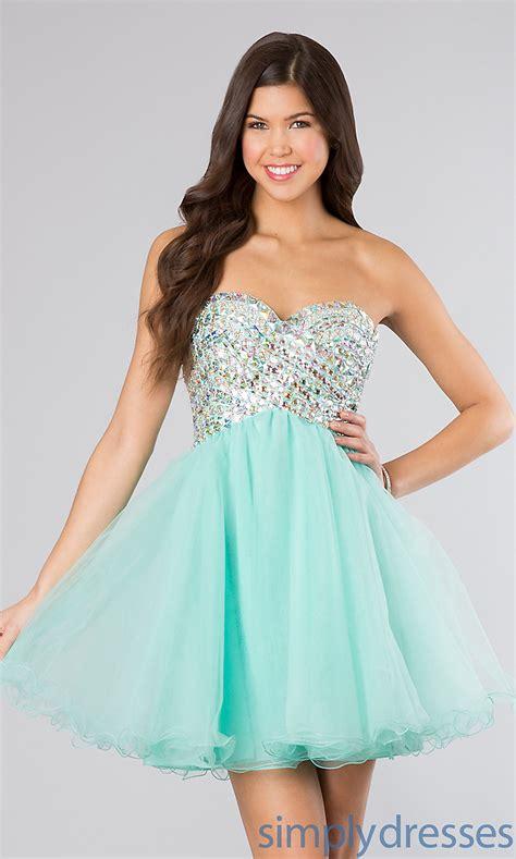 Short Formal Dresses Under 100  Iris Gown