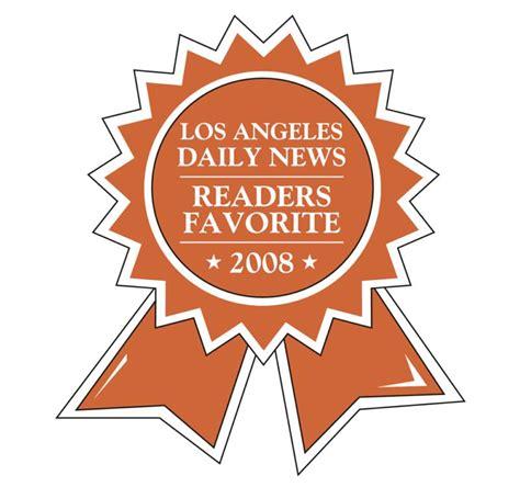 los angeles daily news awards