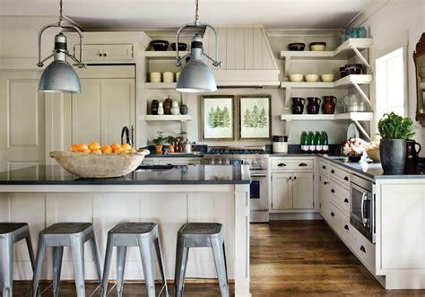 Cream Kitchen Cabinets-cottage-kitchen-atlanta Homes