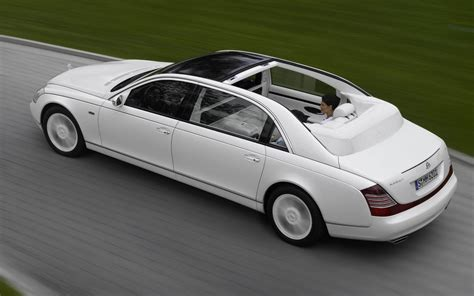 Maybach Car : Excellence Refined