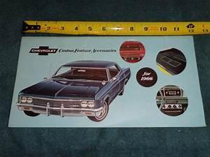 Purchase 1966 Chevrolet Impala Corvette Ss Biscayne Bel