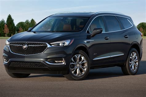 Buick Enlave by 2018 Buick Enclave Reviews And Rating Motor Trend