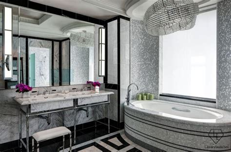 new york hotel with tub 25 coolest hotel bathrooms in the world 2016