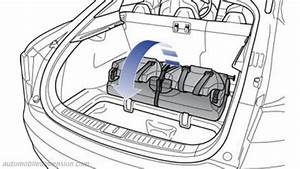 Tesla Model S 2016 dimensions, boot space and interior