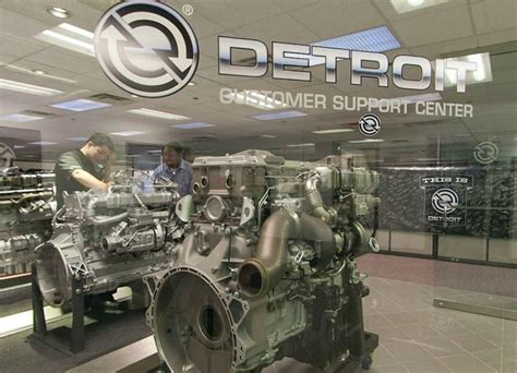 Daimler's Detroit Diesel Union Workers Ratify New Labor