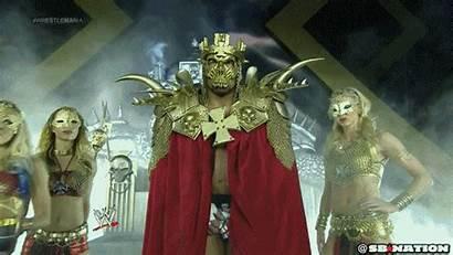 Triple Entrance Wrestlemania Xxx Wwe Stupid Parody