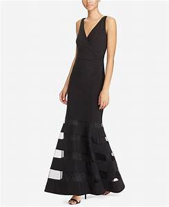 Ralph Kids Size Chart Ralph Tulle Panel Jersey Gown Dresses