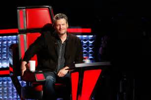 blake shelton voice the voice