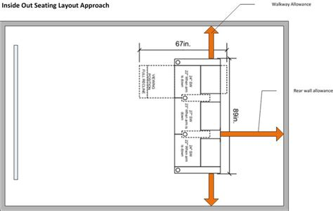 Home Design Dimensions by Home Theater Seating Layout 5 Key Design And Placement