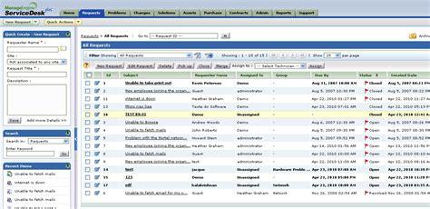 Best Help Desk Software For Msp by Msp Center Lite Integration Help Desk Software