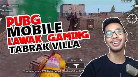 mencoba mendrobak villa vikendi pubg mobile indonesia