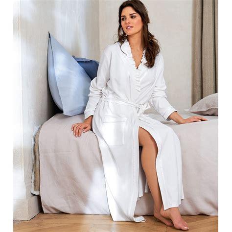 robe de chambre kimono robe de chambre femme un réveil douillet