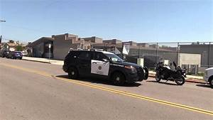 SDPD Officer Arrest a Car Theif 05032016 - YouTube