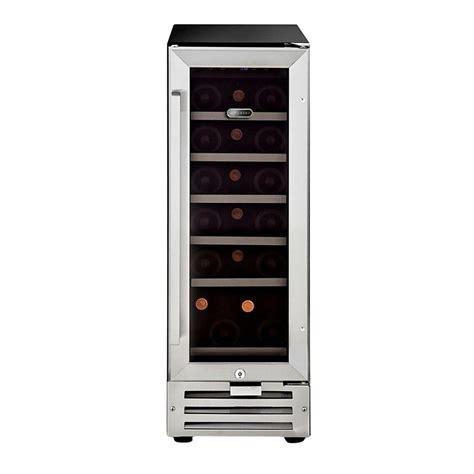 whynter  bottle built  wine refrigerator  stainless