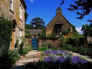 English Garden Pictures: Hidcote Manor Garden in the ...