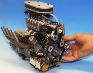 Mini V8 Motor : conley 1 4 scale supercharged 609 stinger engine hot rod ~ Jslefanu.com Haus und Dekorationen