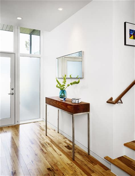 entryway table modern to a stylish entry