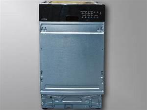 Spulmaschine 45cm breit teilintegriert neu augsburg neu for 45cm spülmaschine