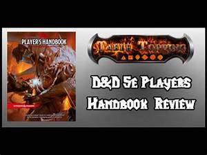 D D Player S Handbook Deutsch Pdf : dungeons dragons 5e player 39 s handbook review youtube ~ Watch28wear.com Haus und Dekorationen