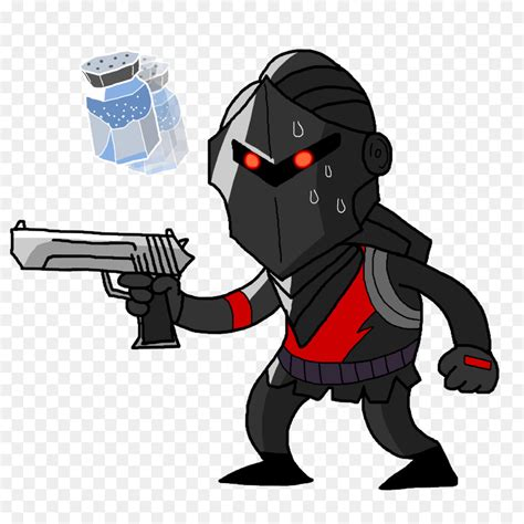 fortnite battle royale drawing black knight knight png