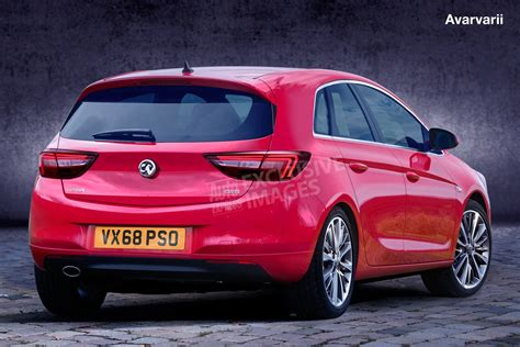 2019 Opel Corsa by New 2019 Opel Corsa Rear Image Carwaw