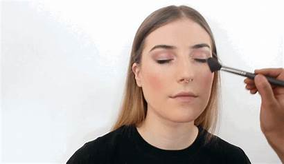 Makeup Pink Tutorial Buzzfeed Gifs Apply Step