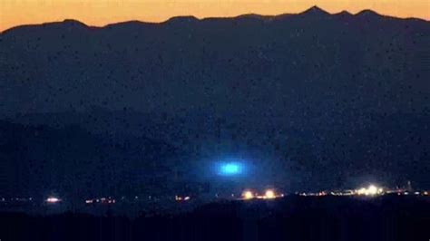Man Camps a Few Miles Outside Area 51 and Witnesses UFO ...
