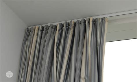bold ideas ceiling curtain track curtain tracks systems