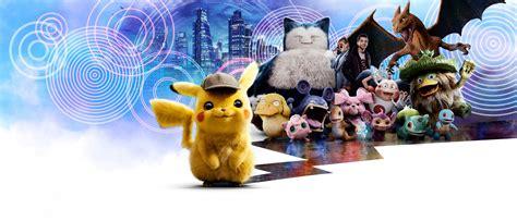 pokemon detective pikachu  ultra fondo de pantalla hd